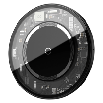 Магнитное беспроводное зарядное устройство Baseus Simple (15 Вт)