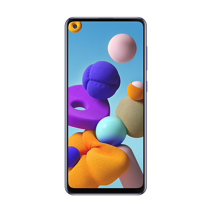 Смартфон Samsung Galaxy A21s 32Gb Синий / Blue