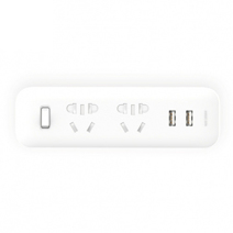 Разветвитель для розетки Xiaomi Mijia Power Strip (2 розетки, 2 USB-A)