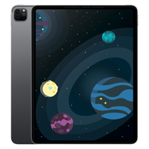 """Apple iPad Pro 12.9"""" (2020) 1Tb Wi-Fi Space Gray"""