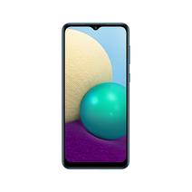 Смартфон Samsung Galaxy A02 32 ГБ (Синий   Blue)