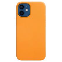 Кожаный чехол Apple MagSafe для iPhone 12 mini