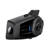 Мотогарнитура Sena 10C Evo Bluetooth с Экшн камерой 4K Ultra HD