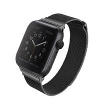 Миланский сетчатый браслет из нержавеющей стали с магнитной застёжкой Uniq Dante для Apple Watch 42 и 44 мм