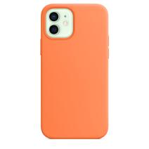 Силиконовый чехол Apple MagSafe для iPhone 12 и iPhone 12 Pro