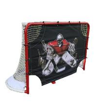 Ворота хоккейные разборные (183*122*81) С.А.2.0-72 + сетка