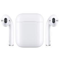 Наушники Apple AirPods с зарядным футляром (2-го поколения)