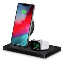 Док-станция c беспроводной зарядкой Belkin Boost Up для iPhone и Apple Watch