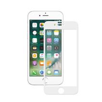 Защитное стекло Deppa для iPhone 7, 8 и SE (2-го поколения, 2020) (3D, 0,3 мм, 9H; полная проклейка, олеофобное покрытие)