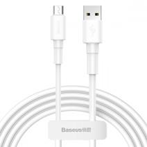 Дата-кабель с ремешком Baseus Micro-USB/USB-A (0,5 м, 20 Вт, 480 Мбит/с; VOOC)