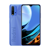 Смартфон Xiaomi Redmi 9T 4/128 Gb Синий / Twilight Blue