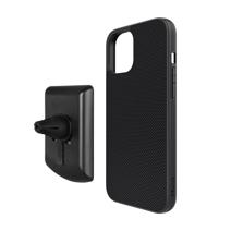 Защитный чехол и магнитный автомобильный держатель Evutec AERGO для iPhone 12 Pro Max