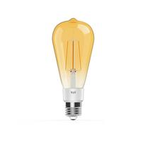Умная филаментная лампочка Xiaomi Yeelight Smart LED Filament Bulb ST64 (E27) (YLDP23YL, Global)