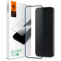 Защитное стекло Spigen GLAS.tR SLIM HD для iPhone 12 mini (2.5D, 9H; олеофобное покрытие)