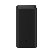 Аккумулятор Xiaomi Mi Power Bank 3 Pro (20000 мА·ч, 45 Вт, 2 USB-A QC 3.0, USB-C PD)