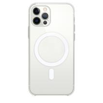 Прозрачный чехол Apple Clear Case MagSafe для iPhone 12 и 12 Pro