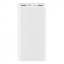 Аккумулятор Xiaomi Mi Power Bank 3 (20000 мА·ч, 18 Вт, 2 USB-A QC 3.0, USB-C PD)