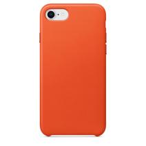 Кожаный чехол Apple для iPhone 7 и 8
