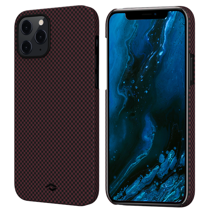 Защитный чехол Pitaka MagEZ Case Plain для iPhone 12 Pro Max