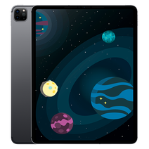 "Apple iPad Pro 12.9"" (2021) 128Gb Wi-Fi + Cellular Space Gray"