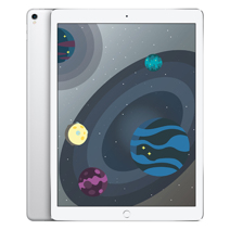 """Apple iPad Pro 12.9"""" (2017) 64Gb Wi-Fi Silver"""