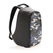 Рюкзак с защитой от кражи XD Design Bobby Compact Print