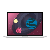 Apple MacBook Pro 16 Retina Touch Bar MVVM2 Silver (2,3 GHz Core i9, 16GB,1TB, Radeon Pro 5500M)