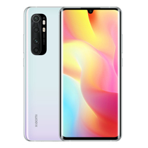 Смартфон Xiaomi Mi Note 10 Lite 6/128GB Белый / White