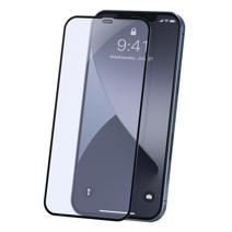 Защитное стекло Deppa для iPhone 12 и 12 Pro (2.5D, 0,3 мм, 9H; полная проклейка, олеофобное покрытие)