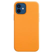 Кожаный чехол Apple MagSafe для iPhone 12 и 12 Pro