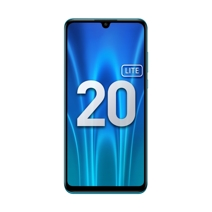 Смартфон Huawei Honor 20 Lite 4/128GB Сине-Фиолетовый / Phantom Blue РСТ