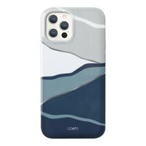 Защитный гибридный чехол Uniq Coehl Ciel для iPhone 12 и 12 Pro