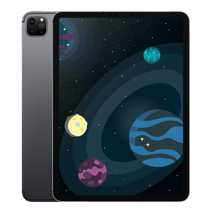 "Apple iPad Pro 11"" (2020) 512Gb Wi-Fi + Cellular Space Gray"