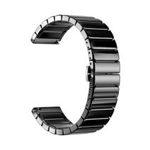 Универсальный блочный браслет из керамики Deppa Band Ceramic для часов с креплением 22 мм