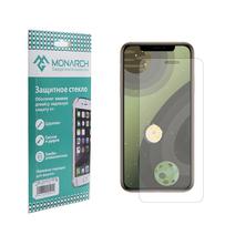 Защитное 2D стекло Monarch для iPhone X, XS и 11 Pro