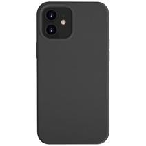 Гибридный силиконовый чехол Uniq Lino Hue для iPhone 12 mini