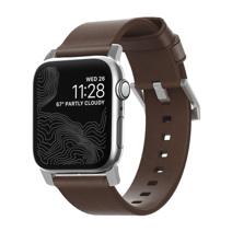 Ремешок из натуральной кожи Horween Nomad Modern Strap для Apple Watch 42 и 44 мм