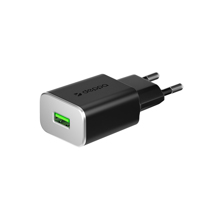 Адаптер питания Deppa мощностью 18 Вт (USB-A QC 3.0)