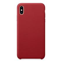 Кожаный чехол Apple Leather Case для iPhone XS Max