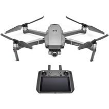 Квадрокоптер DJI Mavic 2 Zoom с пультом DJI Smart Controller РСТ