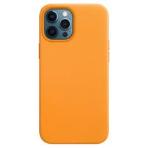 Кожаный чехол Apple MagSafe для iPhone 12 Pro Max