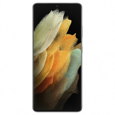 Смартфон Samsung Galaxy S21 Ultra 5G 16/512 Gb (Серебряный Фантом / Phantom Silver)